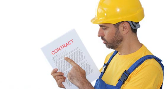 CONTRACT ADMINISTRATION DO'S AND DON'TS FOR VICTORIAN BUILDERS