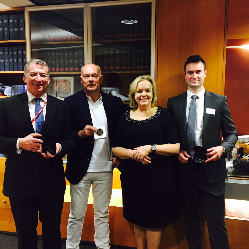 LC lawyers visited New Zealand parliament