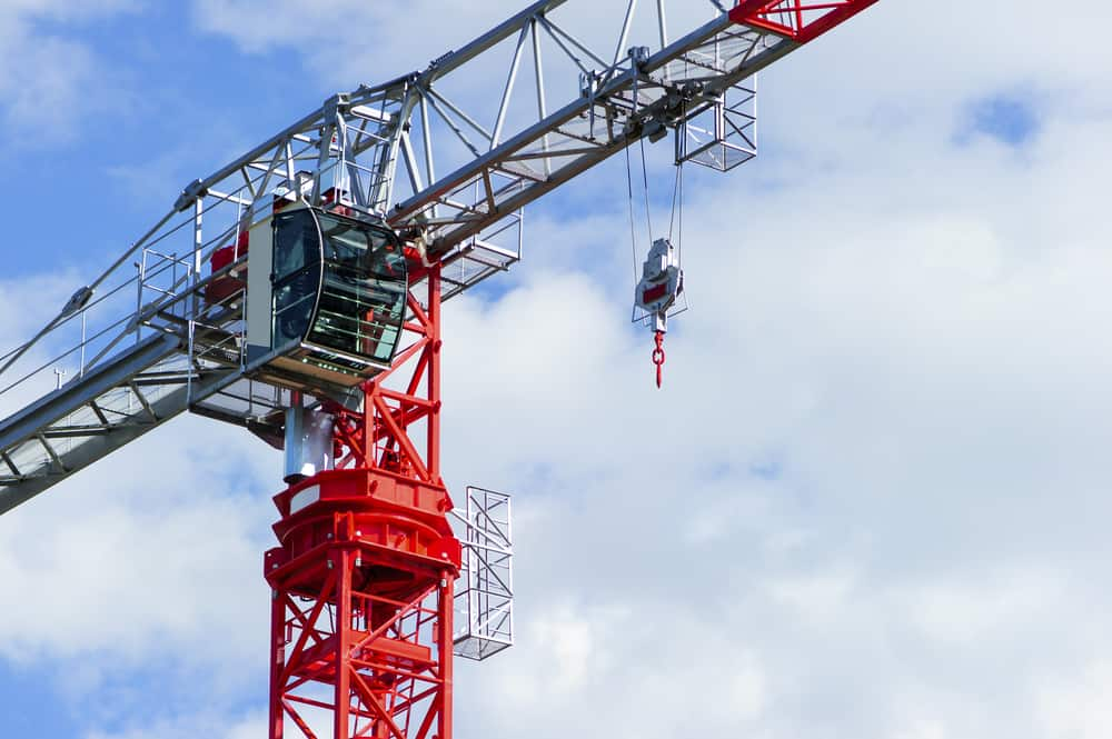 Cranes, safety, air rights and oversail licences